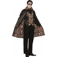 Bristol Novelty Cape Day Of The Dead