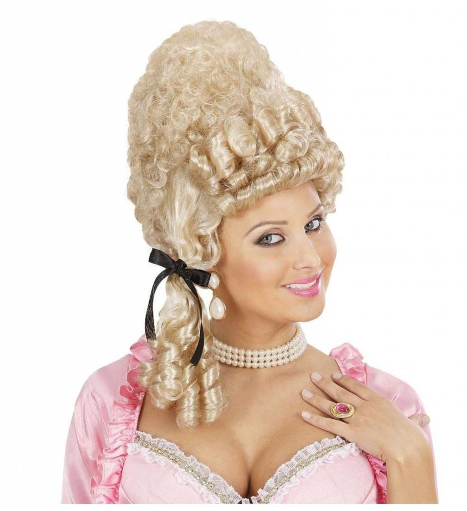 Pruik Versailles Blond