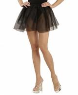 Petticoat Zwart
