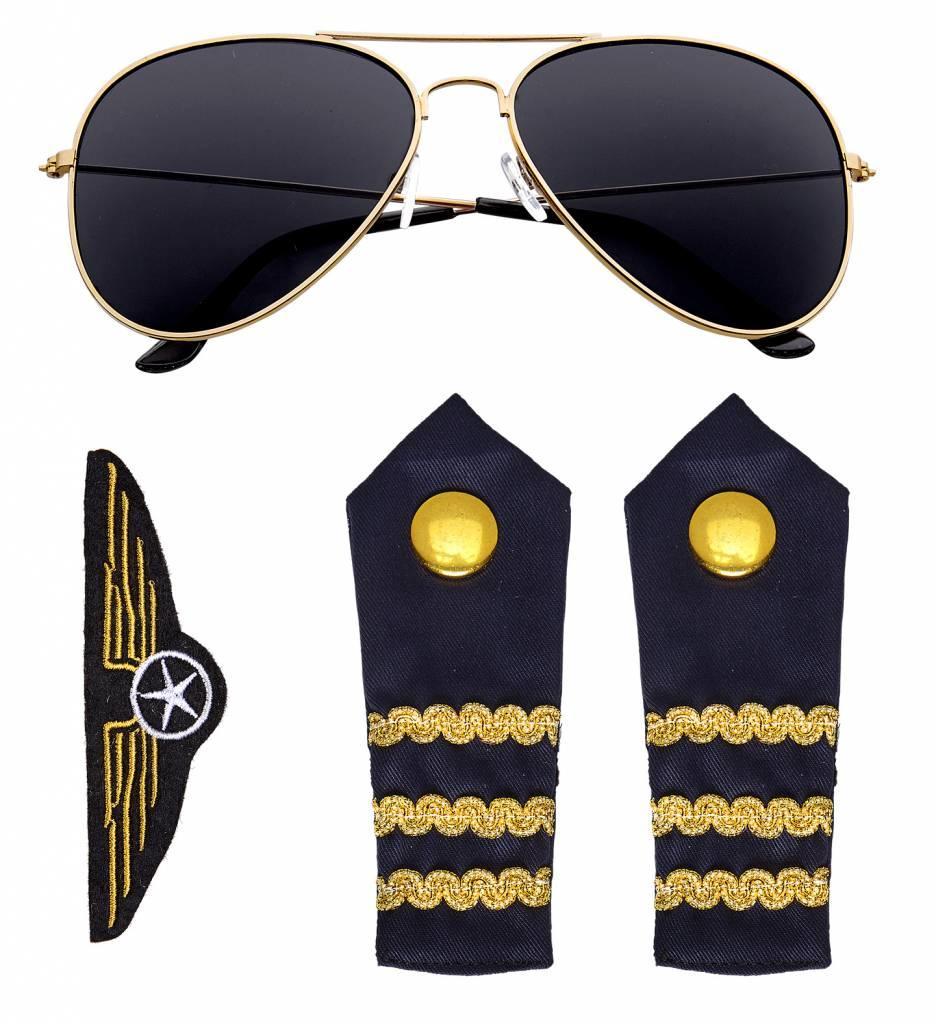 Verkleedset Piloot