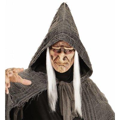 Masker Tovenaar Met Haar