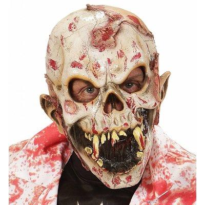 Masker Bloederige Mensen Eter