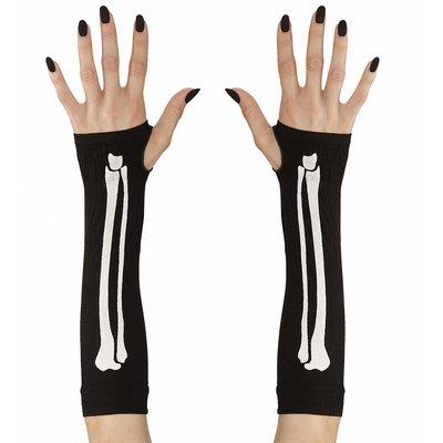 Vingerloze Handschoen Botten