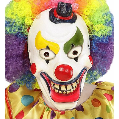 Kindermasker Clown Foam
