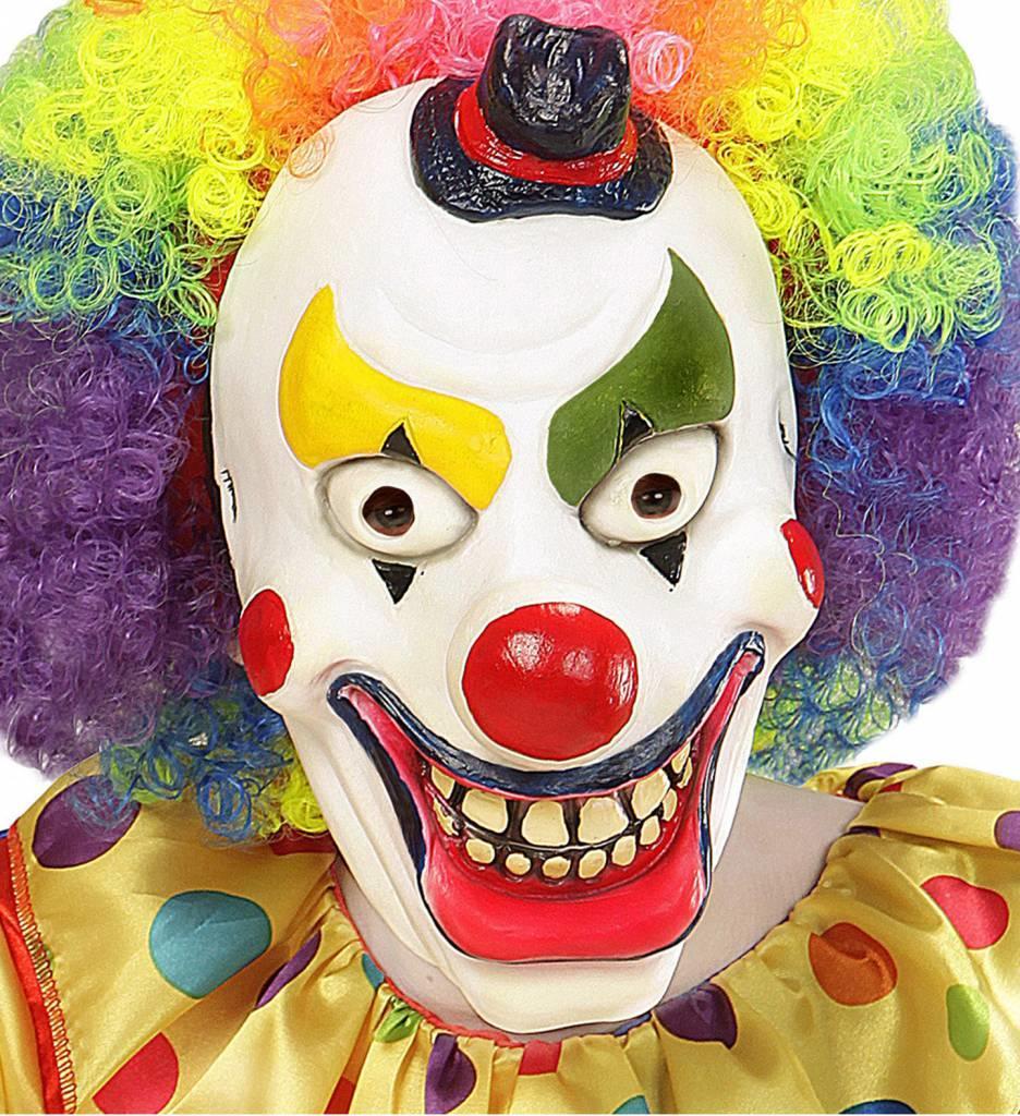 Kindermasker Clown Foam