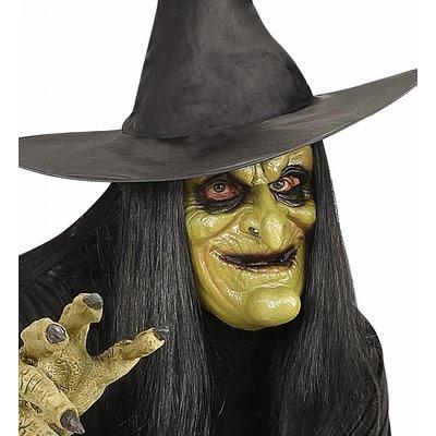 Masker Heks Met Haar Foam