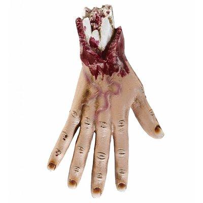 Afgerukte Hand