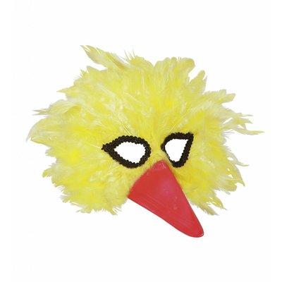 Veren Masker Vogel Geel