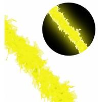 Boa 180Cm, Neon Geel