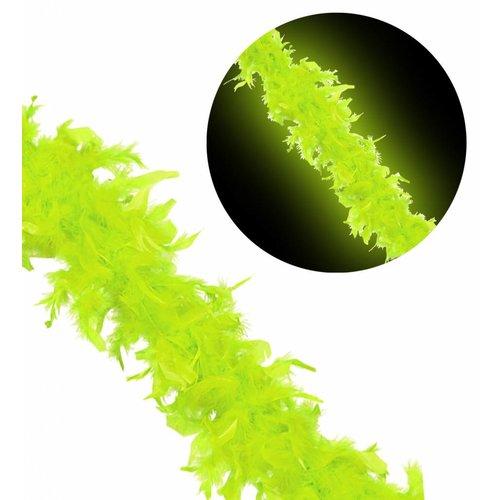 Widmann Boa 180Cm, Neon Groen