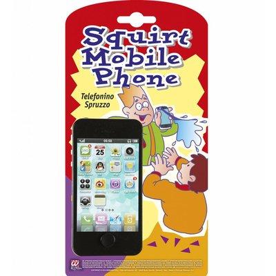 Spuitende Mobiele Telefoon