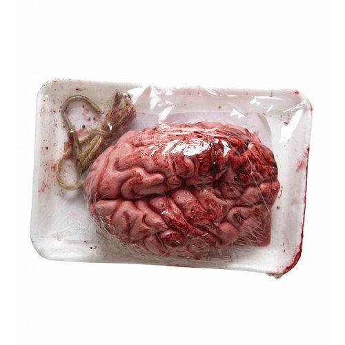 Bloederige Hersenen Verpakt
