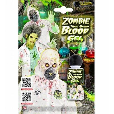 Zombie Bloedspray Groen 28Ml