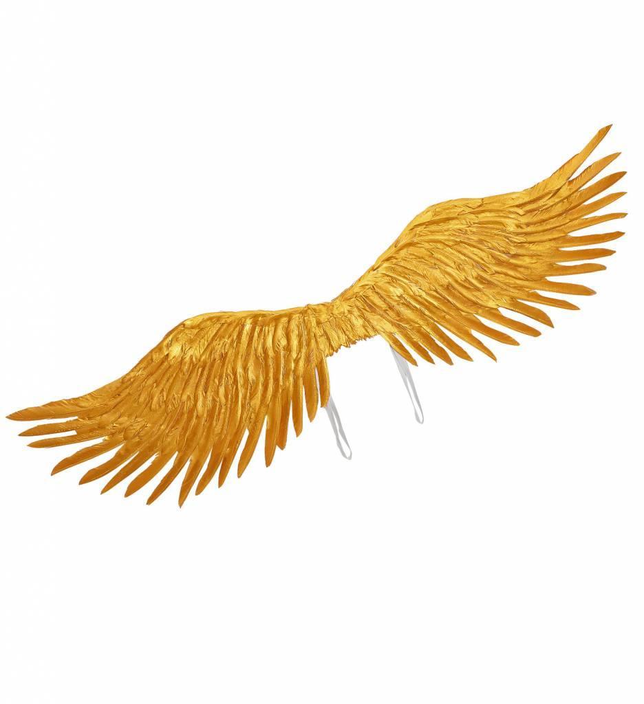 Vleugels Goud, 100X25Cm