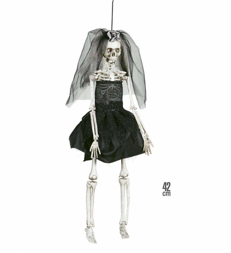 Skelet Bruidje 42Cm