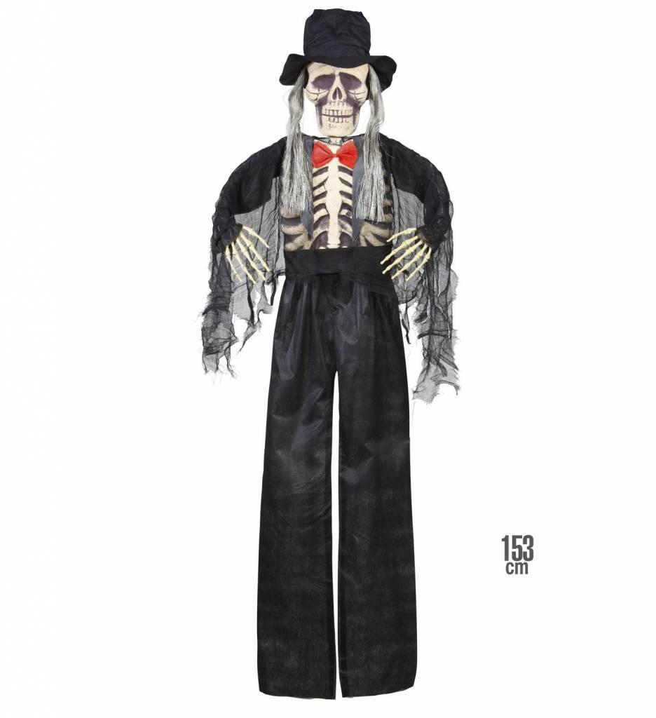 Bruidegom Skelet 153Cm