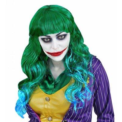 Pruik Evil Joker