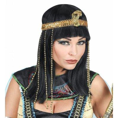 Pruik Egyptische Keizerin