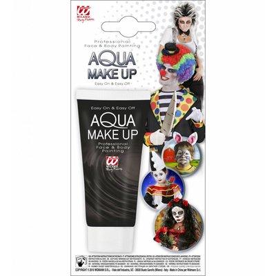 Aqua Make-Up Tube 30Ml Zwart