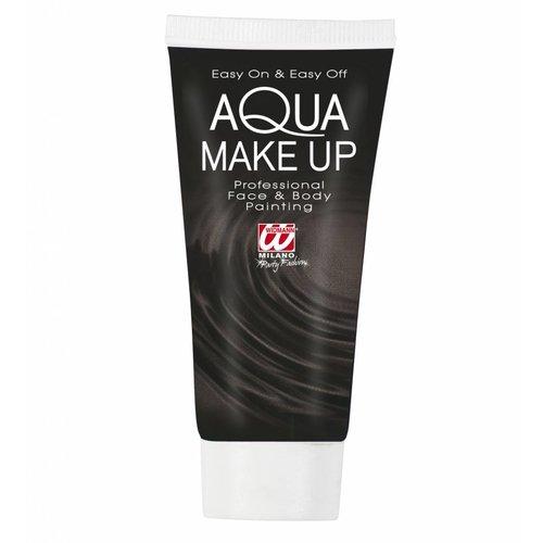 Widmann Aqua Make-Up Tube 30Ml Zwart