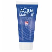 Widmann Aqua Make-Up Tube 30Ml Blauw