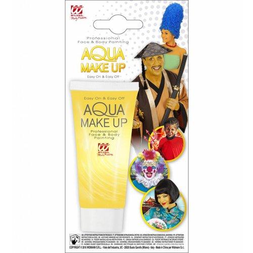 Aqua Make-Up Tube 30Ml Geel
