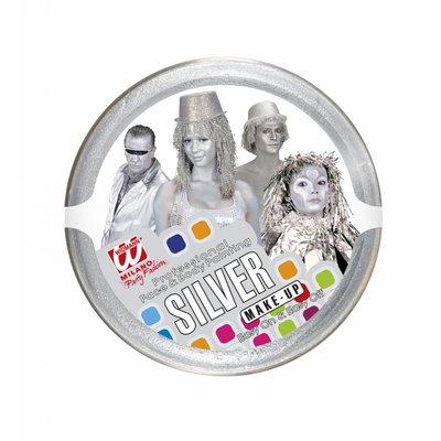 Make-Up In Bakje 25Gr Zilver