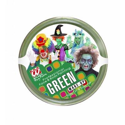 Make-Up In Bakje 25Gr Groen