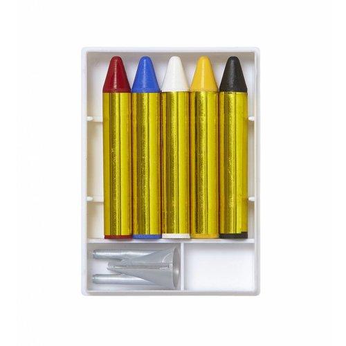 5 Make-Up Sticks Metslijper