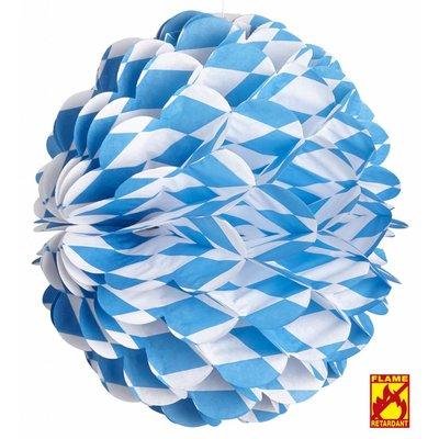 Honingraad Bol Wit/Blauw Bv