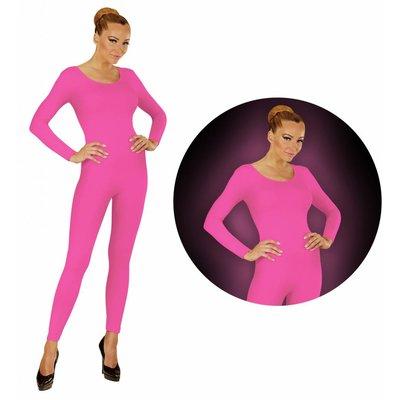 Neon roze Bodysuit