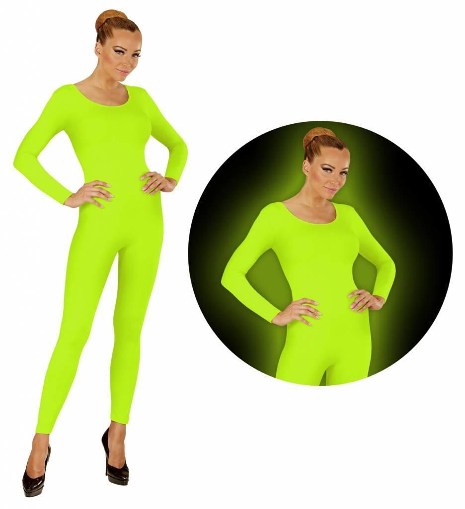 Neon Groen Bodysuit