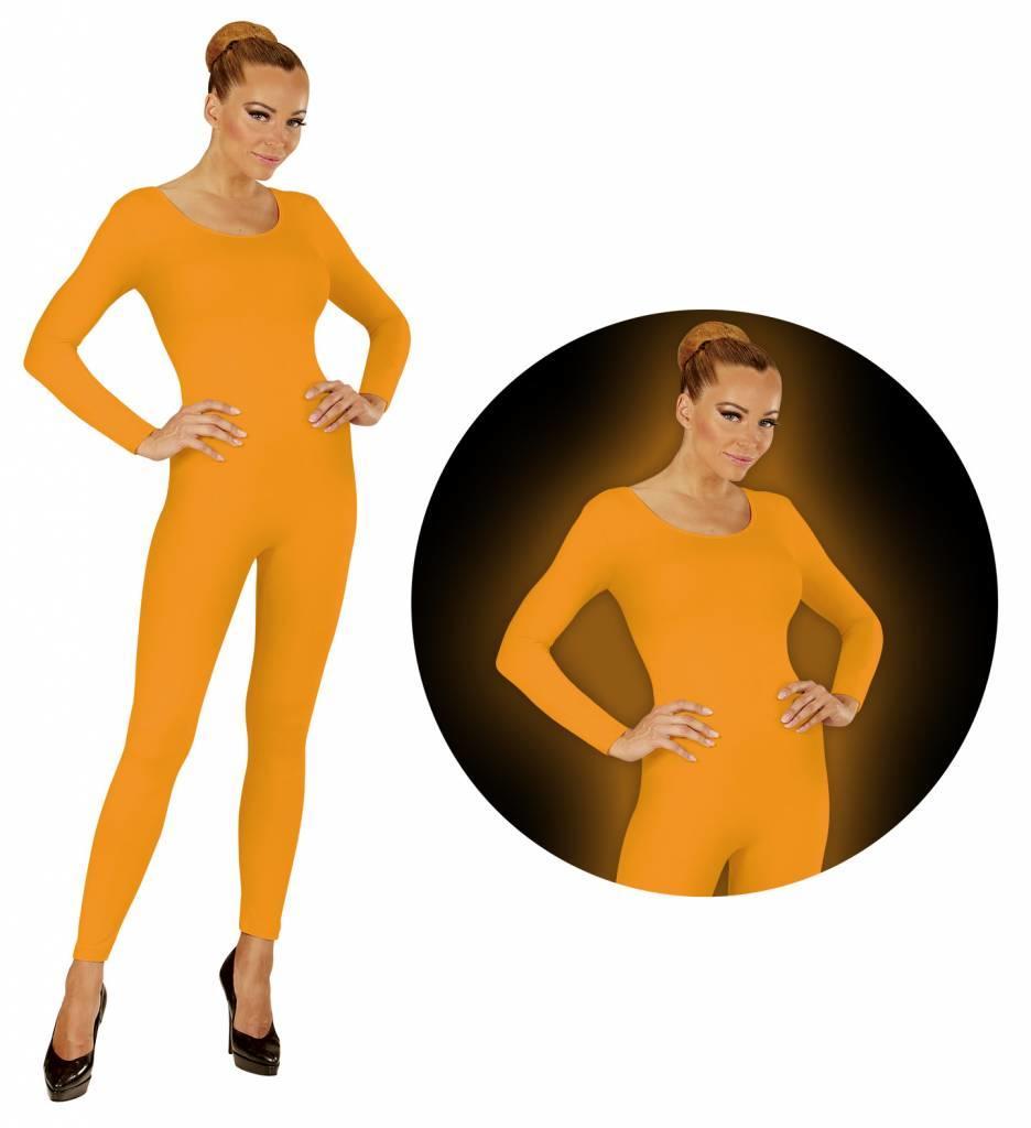 Neon Oranje Bodysuit