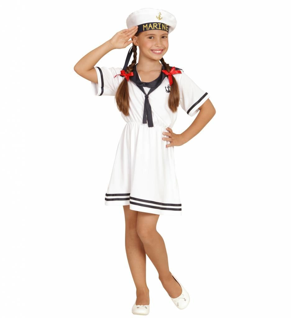 Marine Meisje Kind