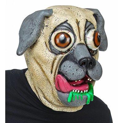 Masker Bulldog Grote Ogen