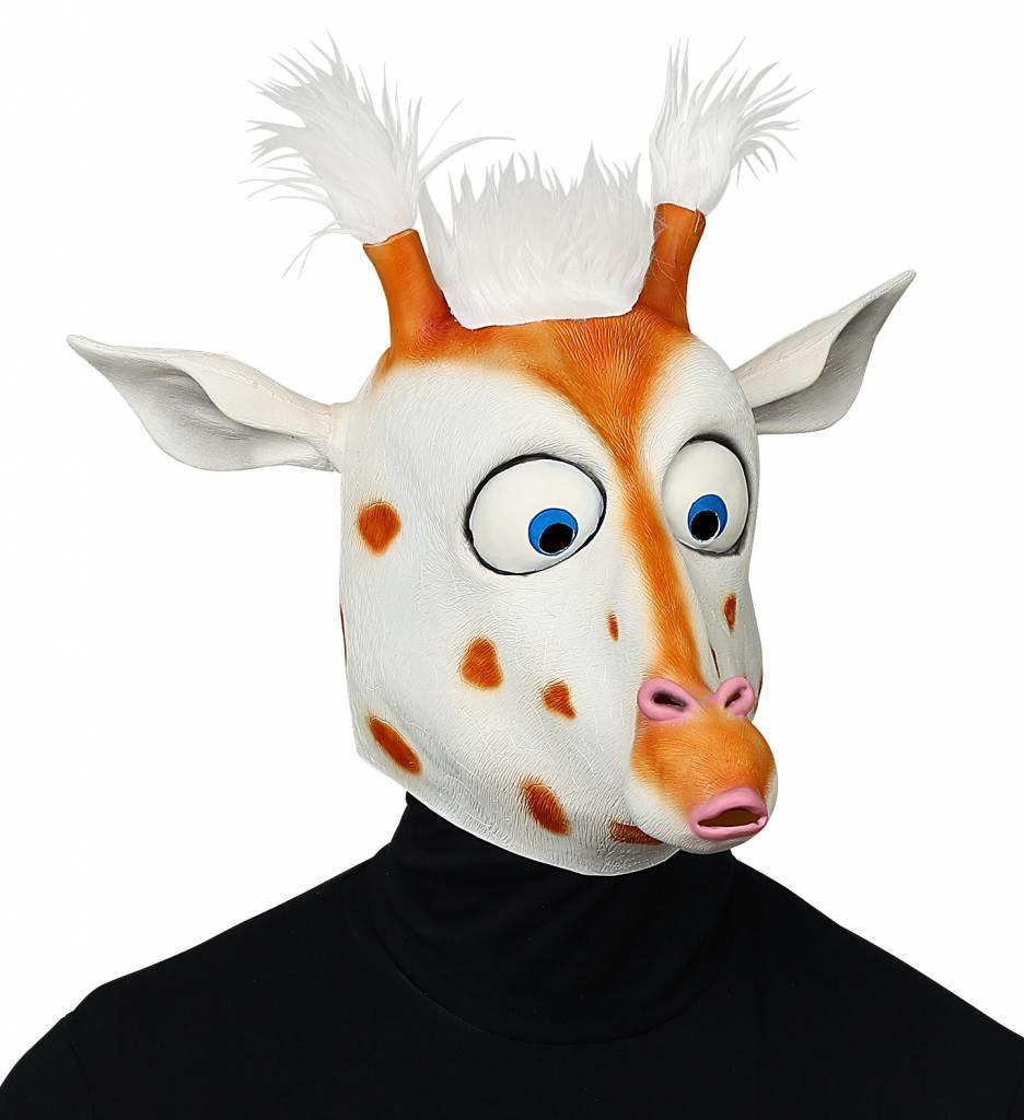 Masker Giraffe Grote Ogen