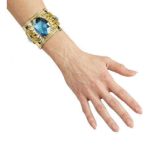 Armband Goud Topaas Steen