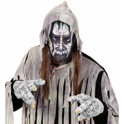 Stoffen Hoofdmasker Zombie
