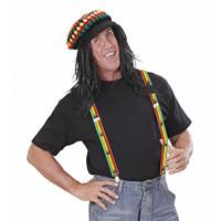 Widmann Bretels Jamaica Met Marihuana Blad