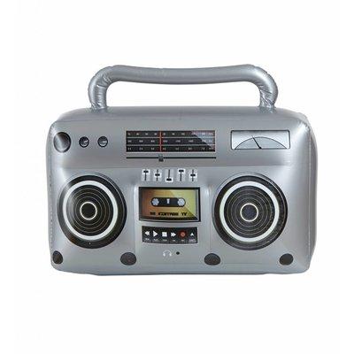 Opblaasbare Radio 50Cm