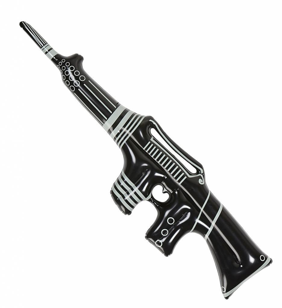 Opblaasbaar Machinegeweer 90Cm