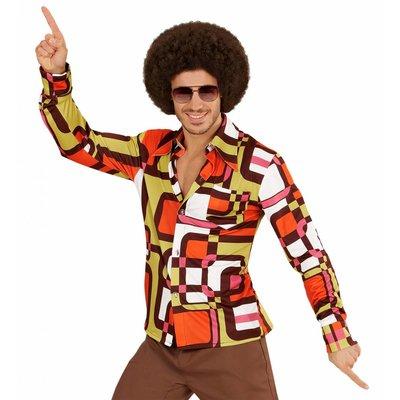 Groovy 70'S Heren Shirt Buizen