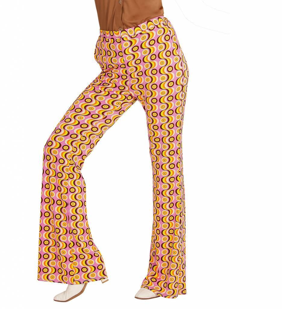 Groovy 70'S Dames Broek Lp'S