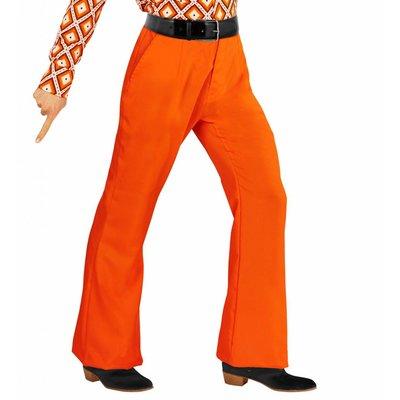 Groovy 70'S Heren Broek Oranje