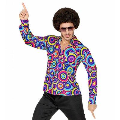 Shirt 70'S Groovy Style