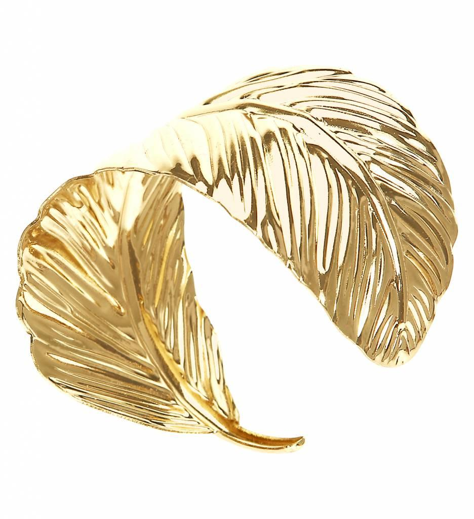 Armband Gouden Blad