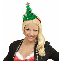 Kerstboom Hoofdband