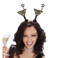 Widmann Bopper Happy Newyear Goud
