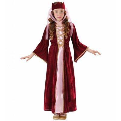 Middeleewse Koningin Kind