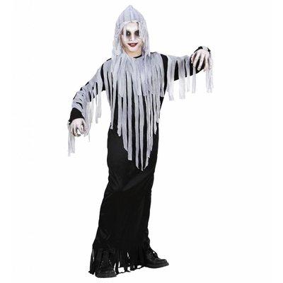 Zwarte Geest Kostuum